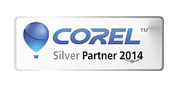 Corel silver partner