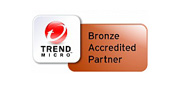 Trend Micro bronze accredited partner