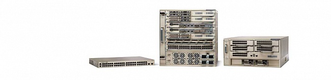 Коммутатор Cisco Catalyst 6800