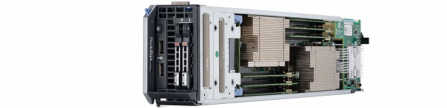 Сервер Dell PowerEdge M420