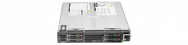 Блейд-сервер HP ProLiant BL660c Gen9