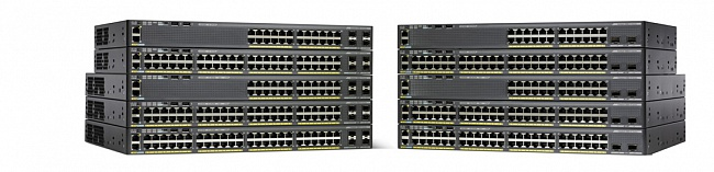 Коммутатор Cisco Catalyst 2960x