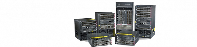 Коммутатор Cisco Catalyst 6500
