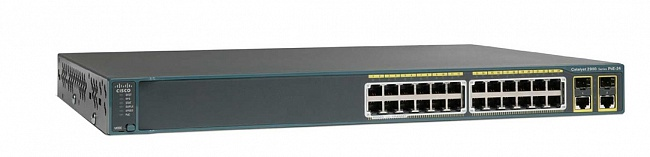 Коммутатор Cisco Catalyst 2960plus