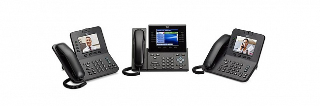 Телефоны Cisco IP Phone серии 8900