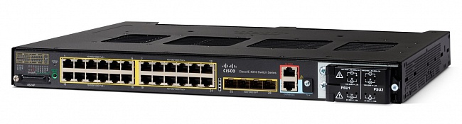 Коммутатор Cisco Industrial Ethernet 4010