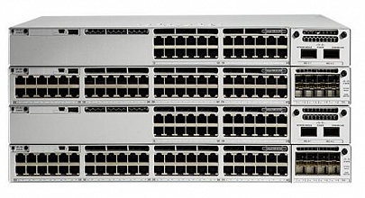 Коммутатор Cisco Catalyst 9300
