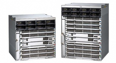 Коммутатор Cisco Catalyst 9400