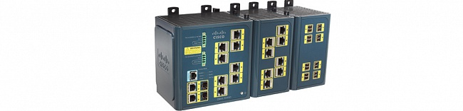 Коммутатор Cisco Industrial Ethernet 3000