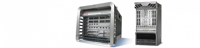 Маршрутизатор Cisco ASR серии 9000